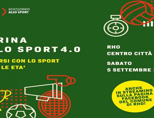 Vetrina dello Sport 4.0