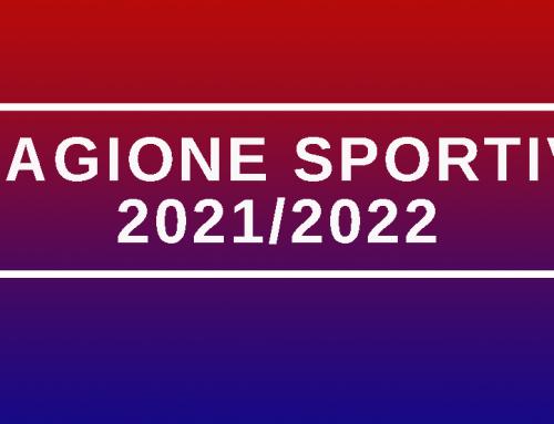 Modalità e regole di iscrizione alla stagione sportiva 2021/2022